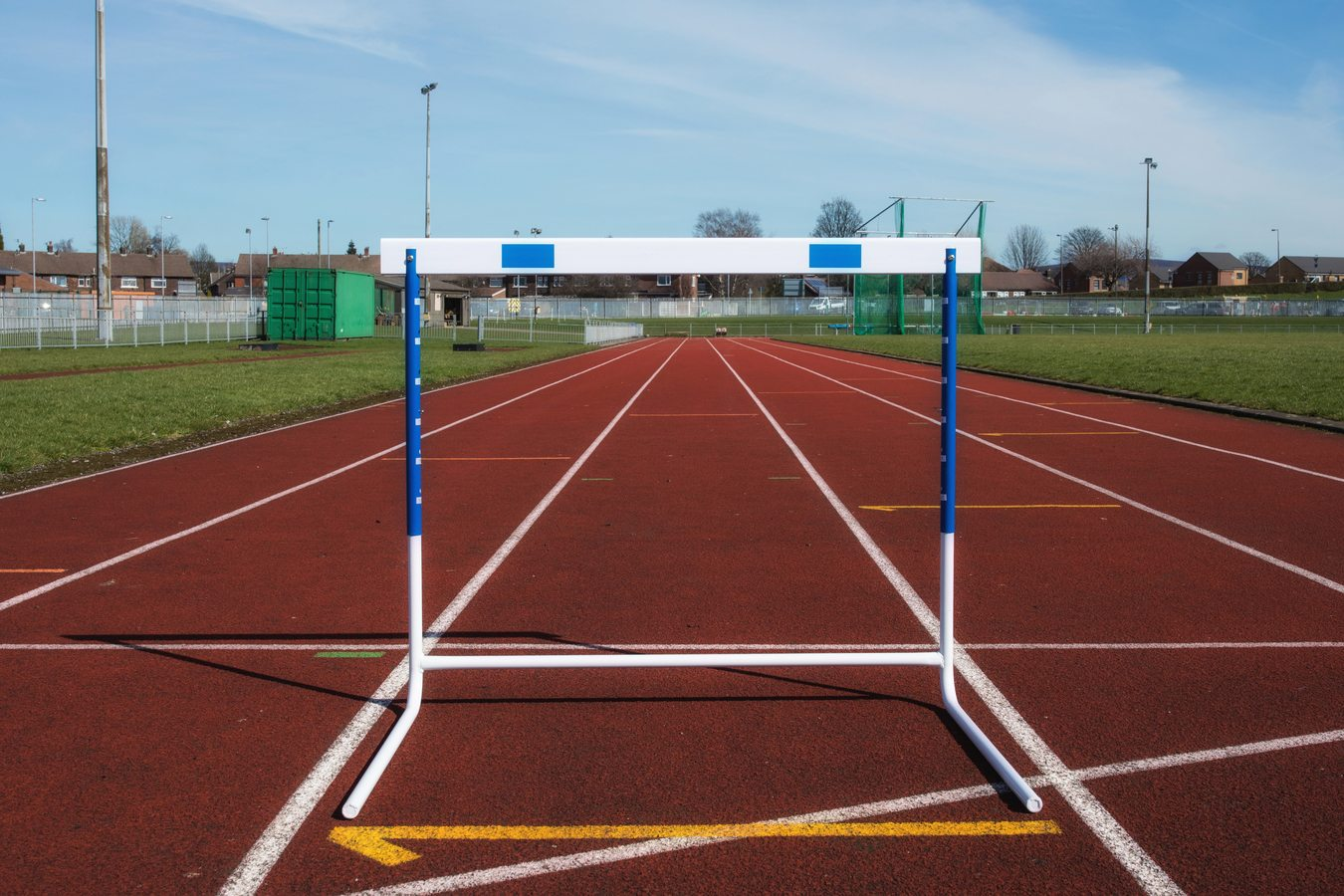 Cantabrian Training Hurdles Track Amp Field Equipment