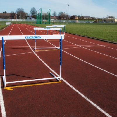Cantabrian Training Hurdles