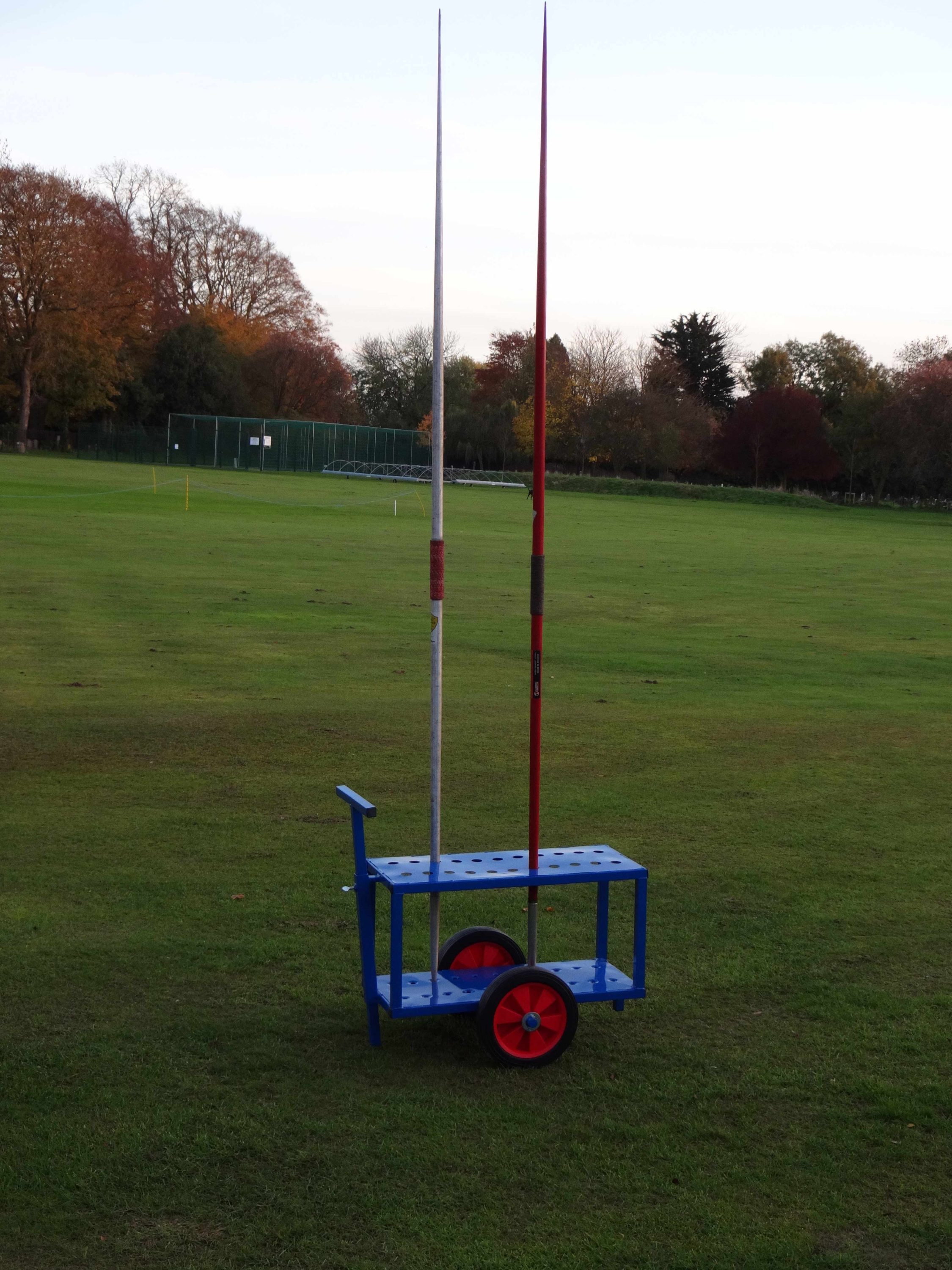 Cantabrian Pro Javelin Trolley