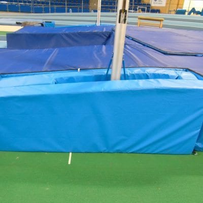 Pole Vault Upright Protectors