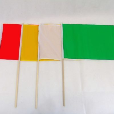 Officials-flags