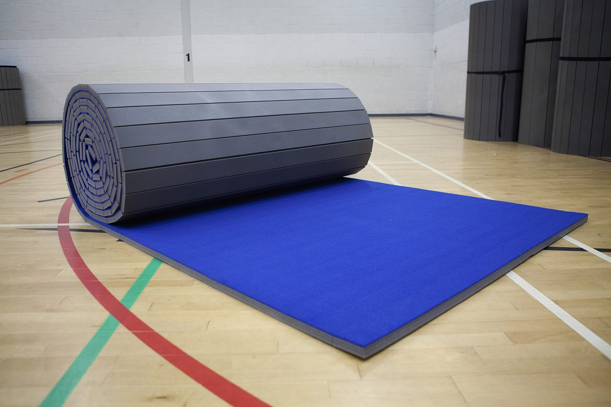Promat Carpet Roll Out Mats Athletics Direct