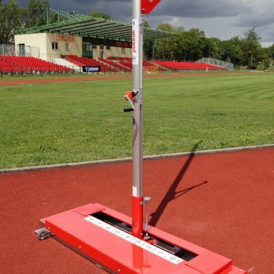 pole vault uprights