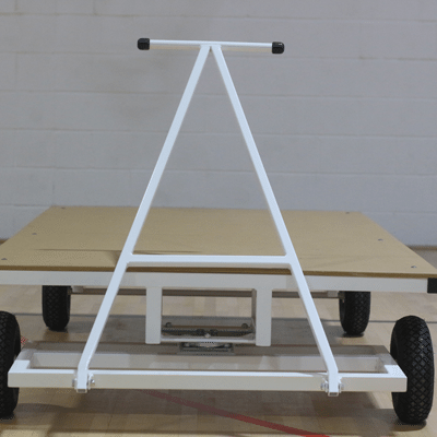 Super Heavy Duty Mat Trolley