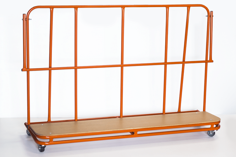 Image of Inclined Vertical Mat Trolley