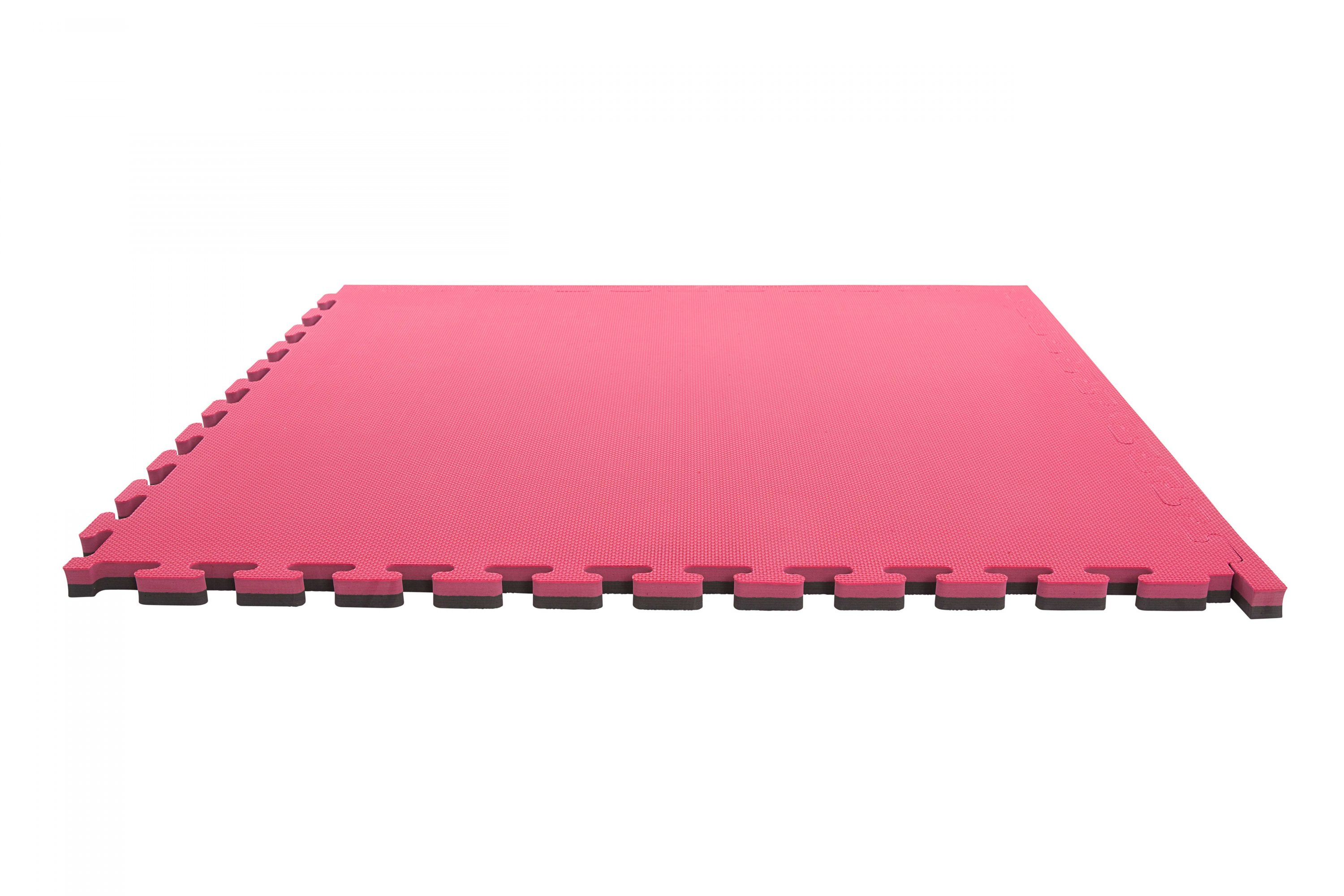 Promat 30mm Red/Black Jigsaw Mats - Standard Finish