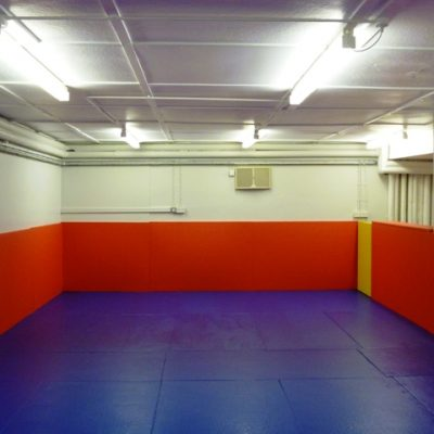 Fitted Dojo Mat Installs