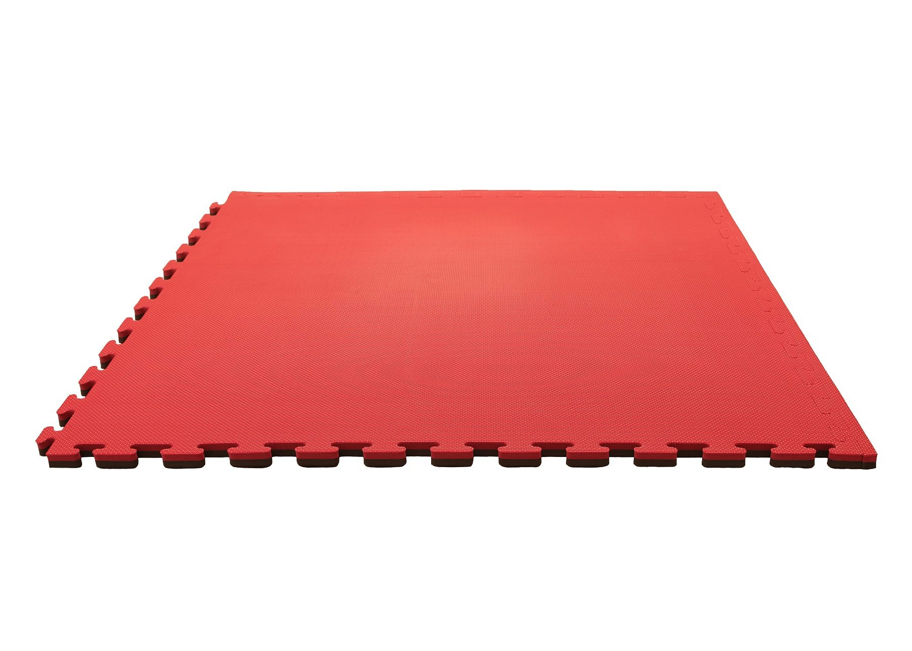 Promat 20mm Red/Black Jigsaw Mats - Standard Finish