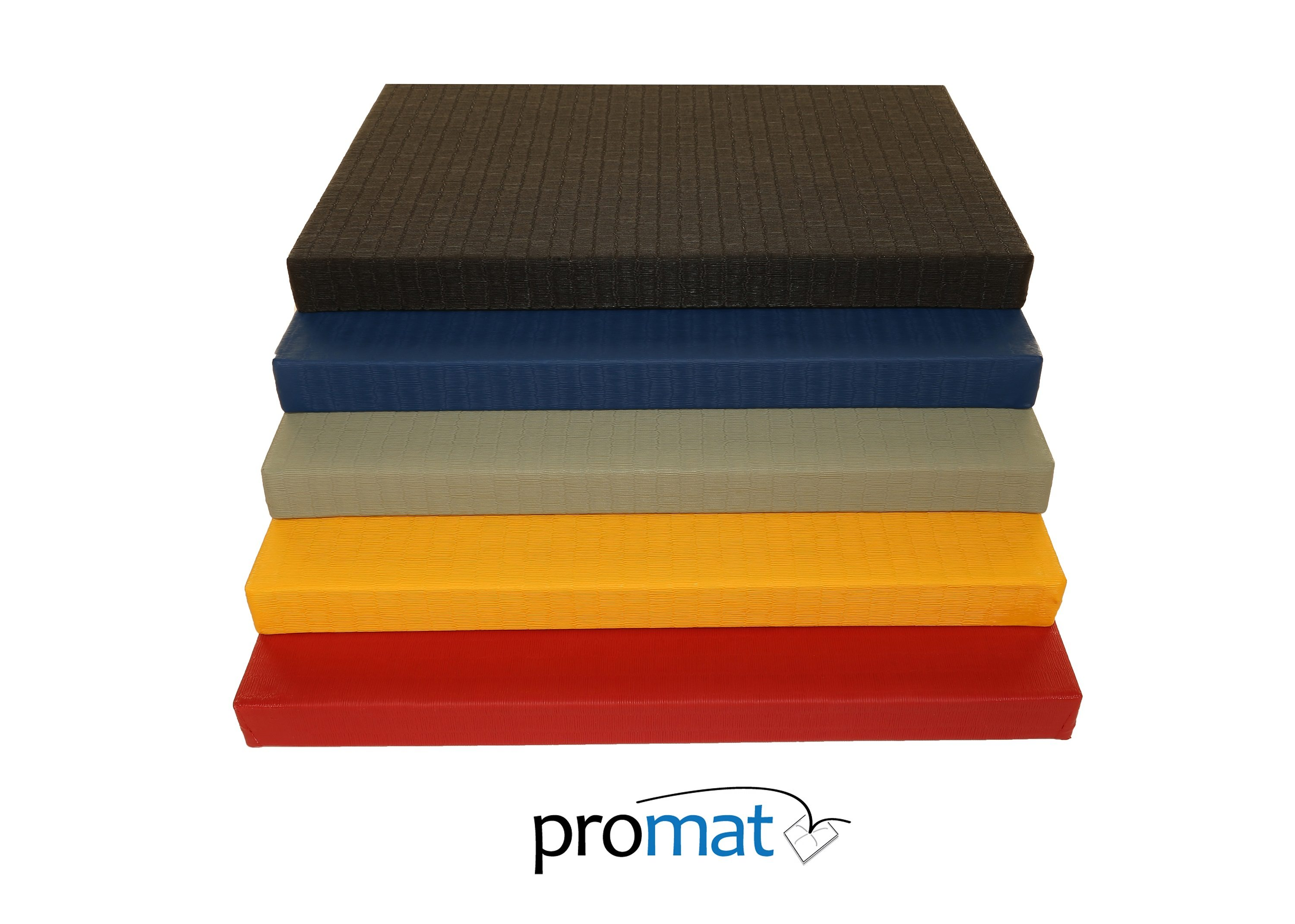 Promat Club Judo Mats - Various Colours