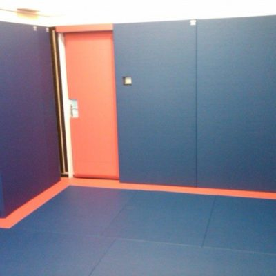 Promat Bespoke Control and Restraint Rooms