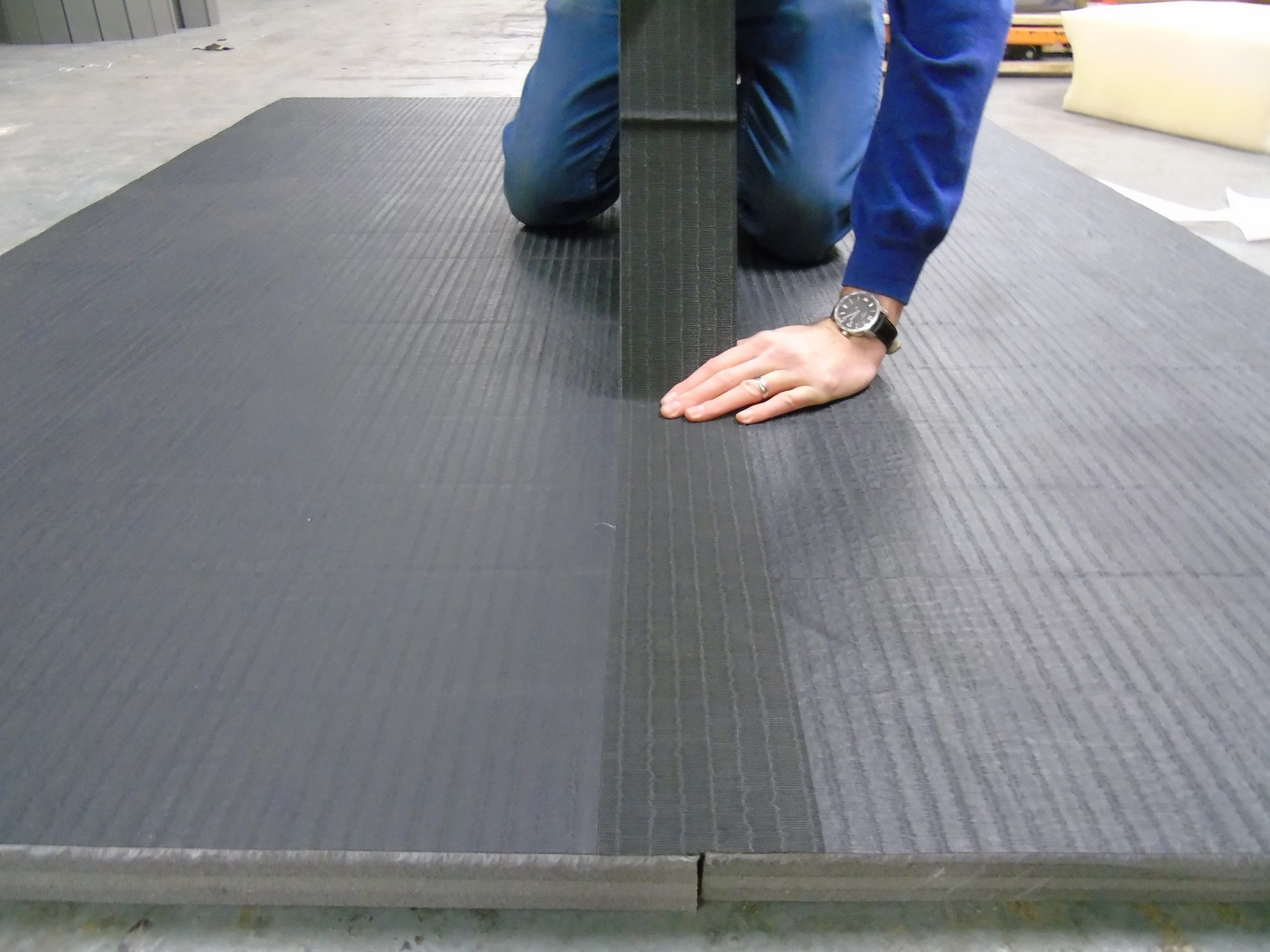 Tape For Tatami Roll Out Mats