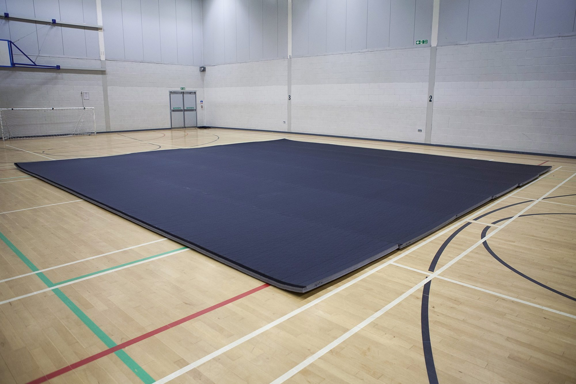 Promat PVC Tatami Roll Out Mat Connect For Martial Arts