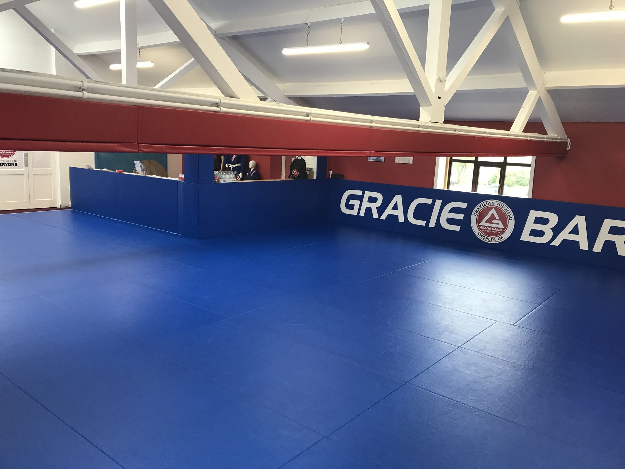 Gracie Barra Matted Gym