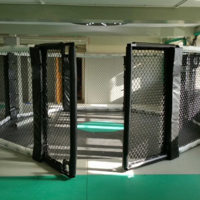 MMA Cage Frame Padding