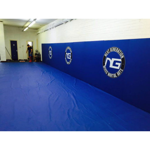 BJJ Mat Cover at Next Generation
