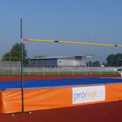 Schools High Jump Area