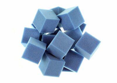Foam Pit Cubes Blue web