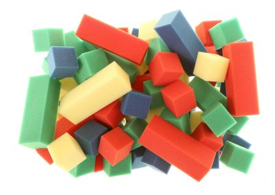 Foam Pit Logs Coloured web