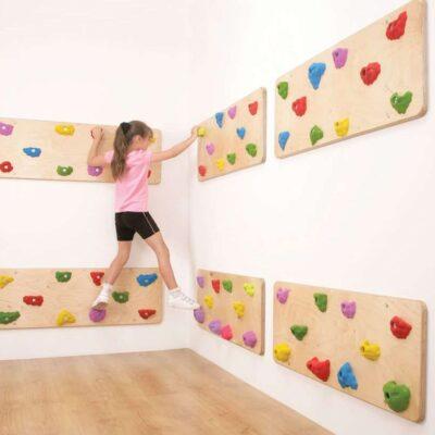 Indoor Traverse Wall Panels