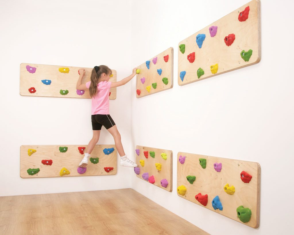 Indoor Traverse Wall Panels Great Quality Foams4Sports