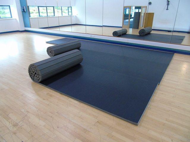 Roll Out Mats Martial Arts Matting Foams4sports Gym