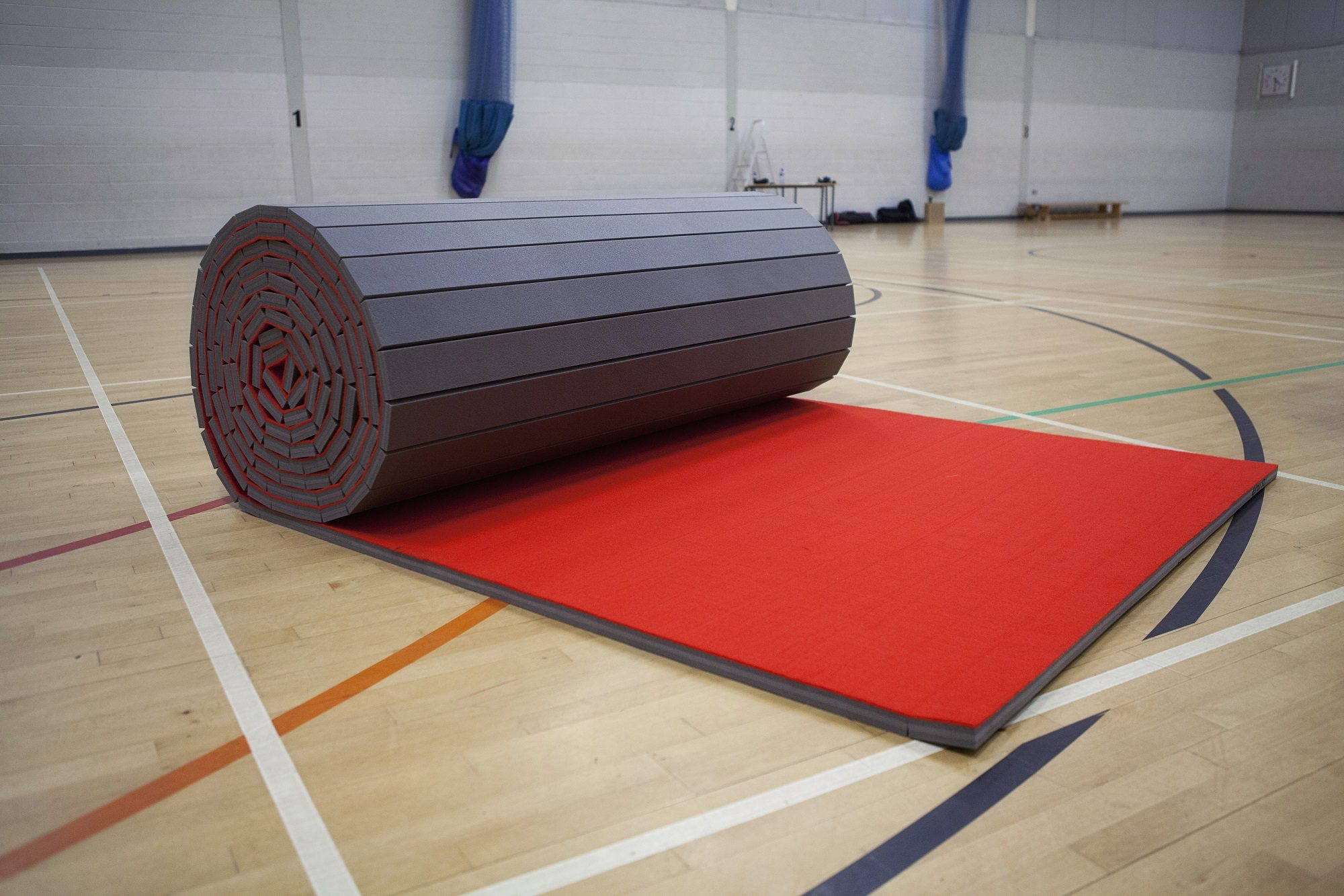 Carpet Roll Out Mats Gymnastics Mats Foams4sports