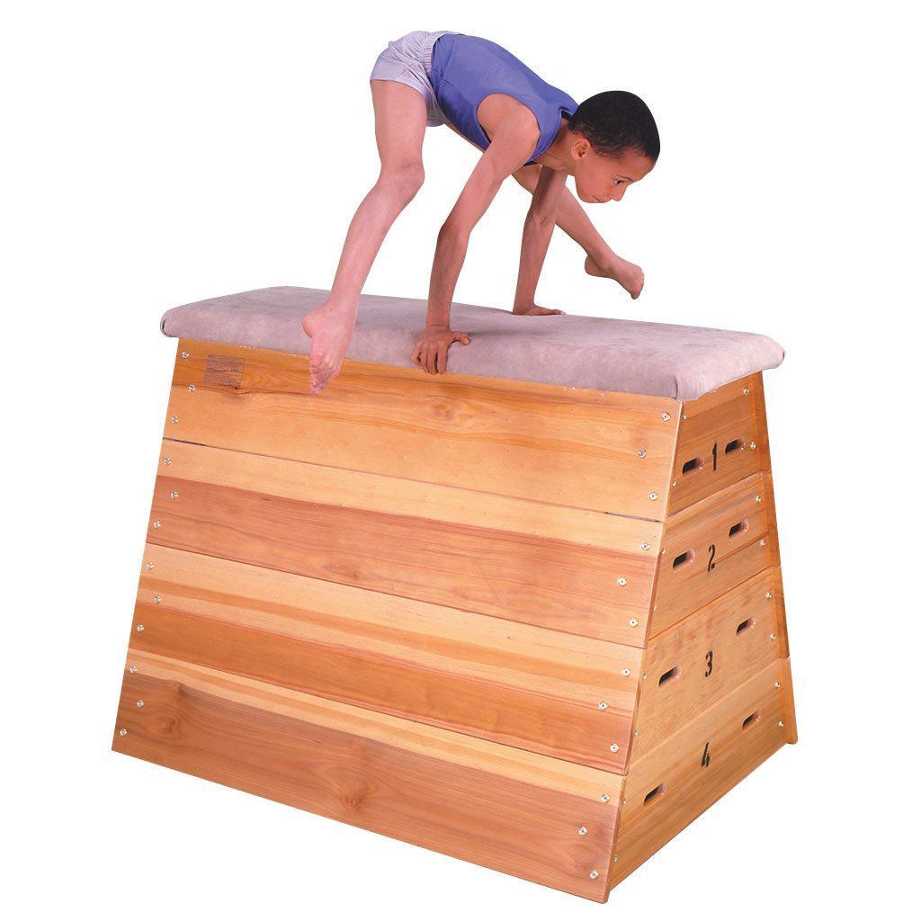 Niels Larsen Vaulting Box Foams 4 Sports