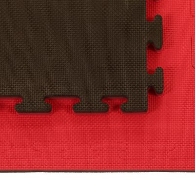 Promat Black Red 20mm Jigsaw Mat