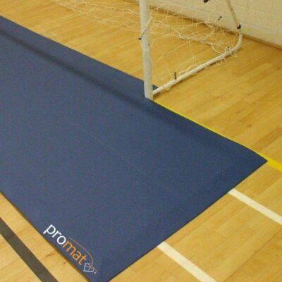 5 a side goal mats
