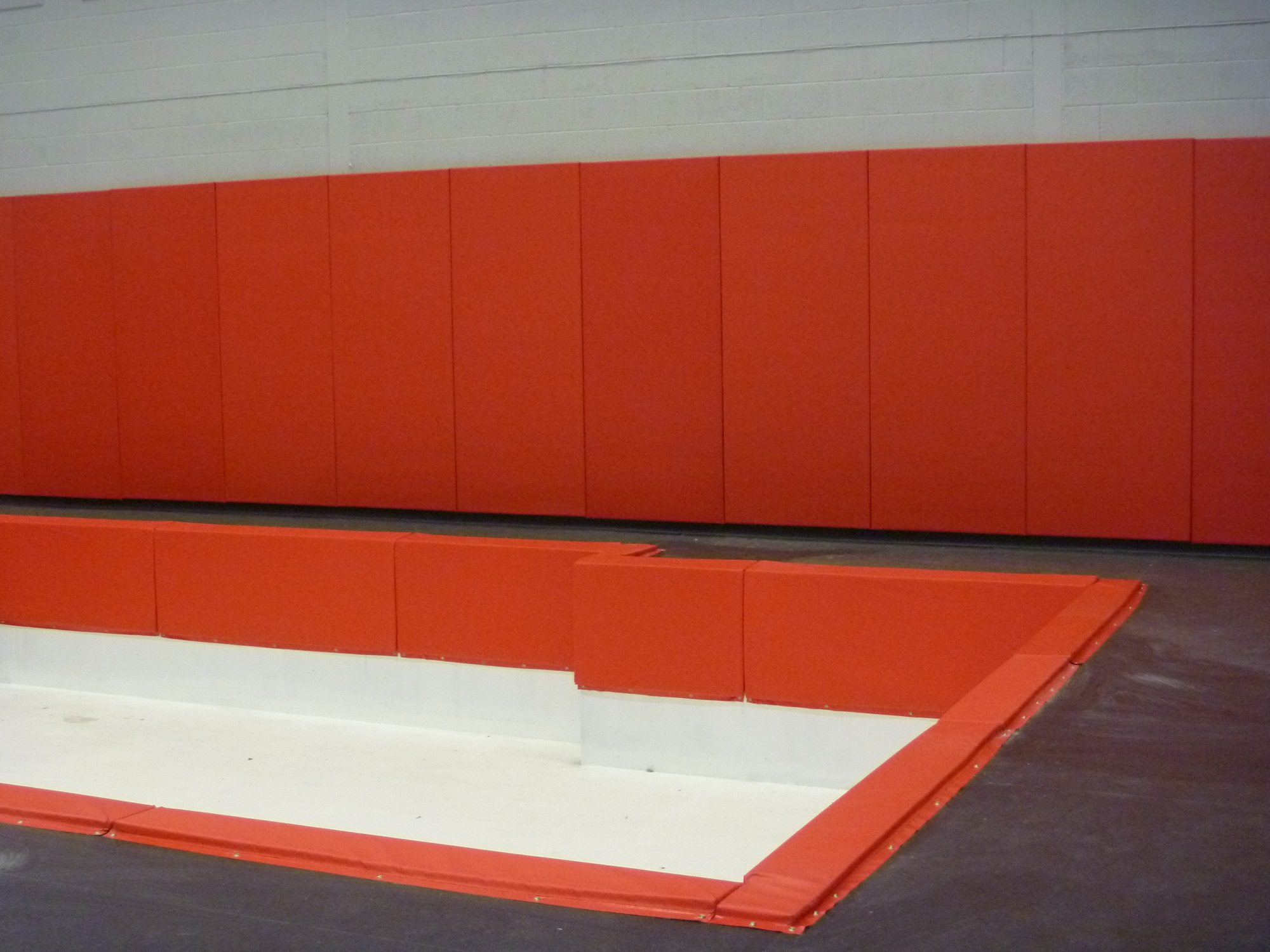 gym pit base foam