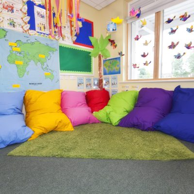 Giant Child Floor Cushion Cotton