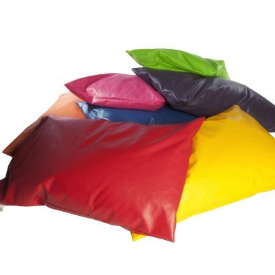Giant Child Floor Cushion Faux Leather