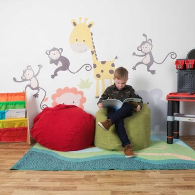 Childrens Bean Bags and Cushions
