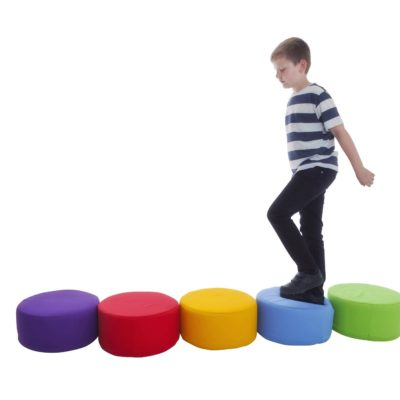 Round Seating Pods Cotton