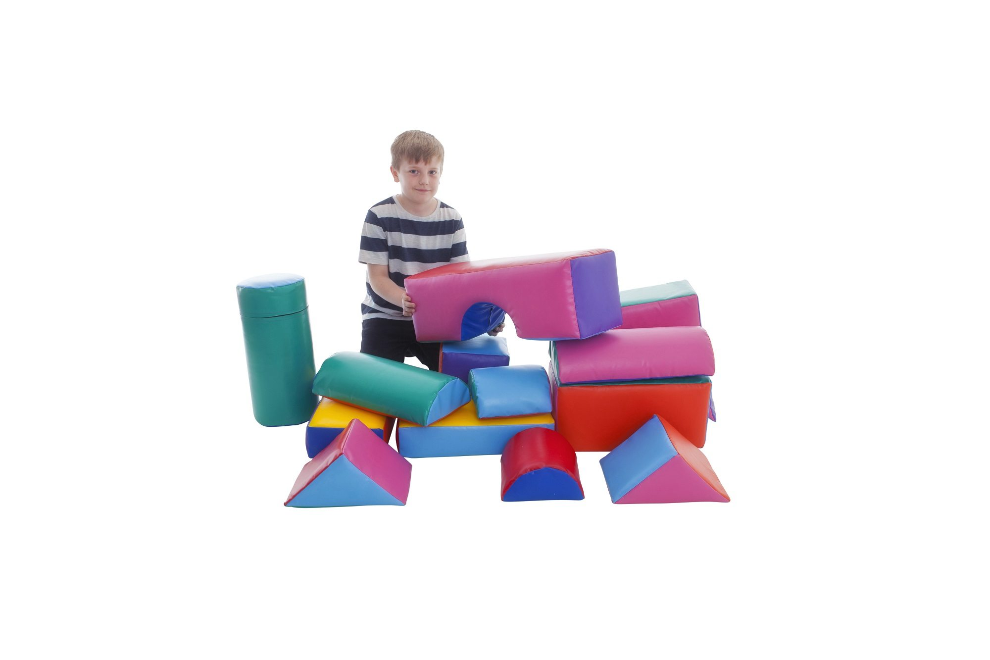 Children S Foam Construction Kit Soft Play Furniture