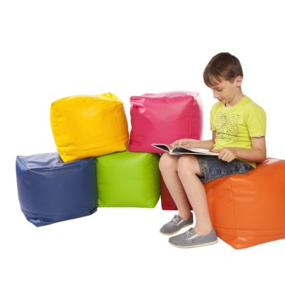 Childrens Bean Chairs, Pods and Benches