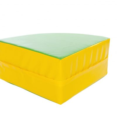 Childrens Wedge Pouffe