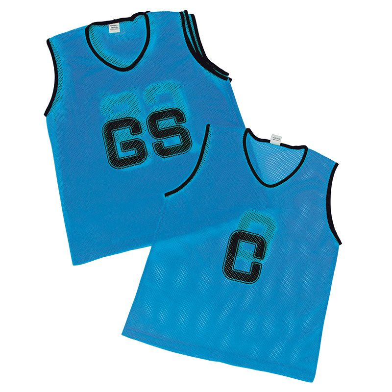 Netball Mesh Bibs School Sports Equipment Pe Equipment
