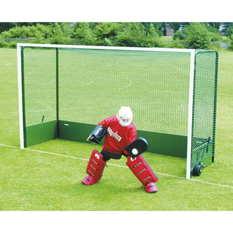 Folding Wheelaway Hockey Goal