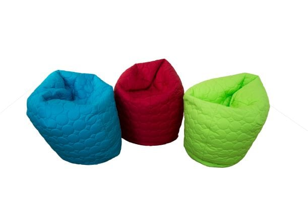 Child Bean Bag Padded Foams 4 Sports