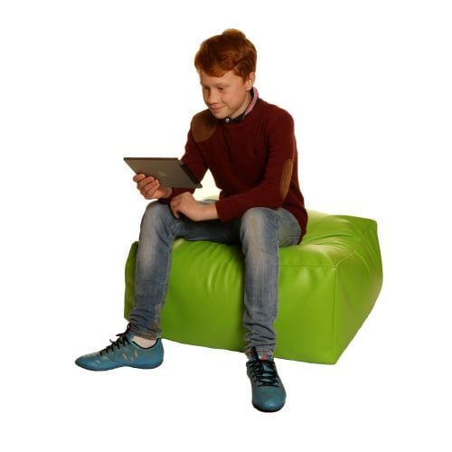 Child Square Bean Bag