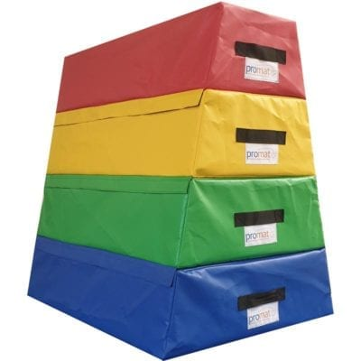 Promat 4 Section Vaulting Box