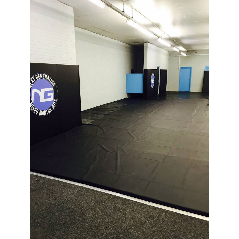 Vinyl Mat Cover For Mma And Wrestling Uk Supplier