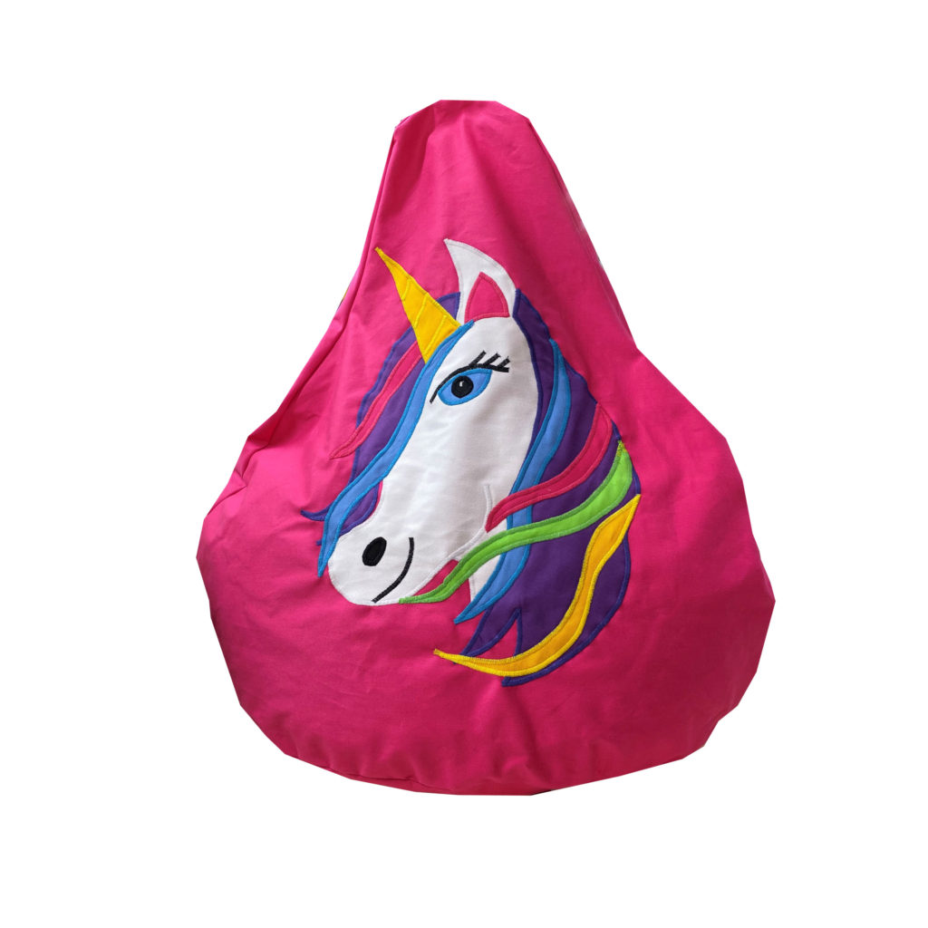 Unicorn Bean Bag Foams 4 Sports